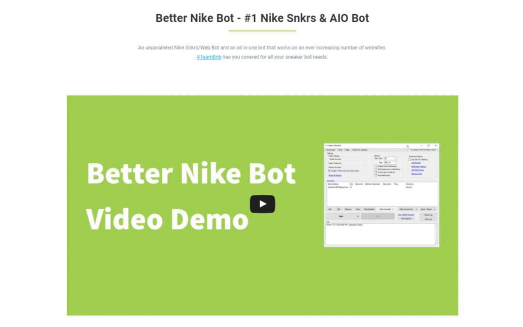 Is BNB (better nike bot) still worth it in 2021? Honest review