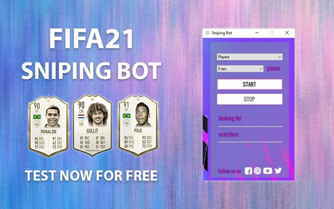 What is a fut / fifa sniping bot and how does it work?